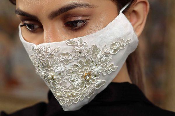Ladies Fancy face mask