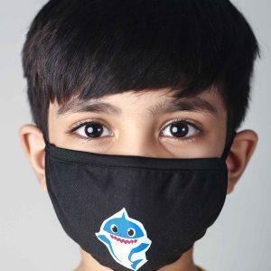 kids cartoon face masks
